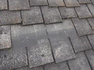 屋根 傷み
