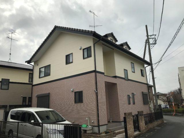 埼玉 熊谷 外壁塗装