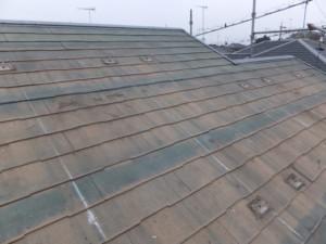 埼玉県 屋根上葺き