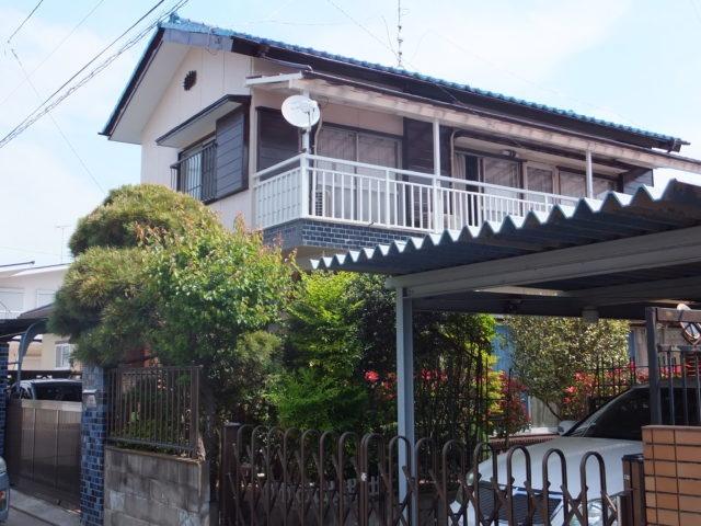 埼玉県 行田市 外壁塗装