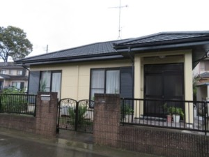 鴻巣市 外壁 屋根塗装