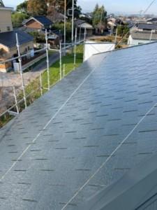熊谷市 屋根塗装