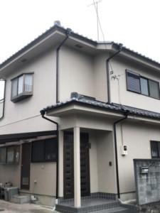 埼玉県 東松山 塗装