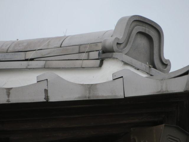 熊谷市 屋根 漆喰