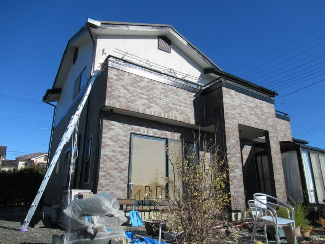 外壁塗装 熊谷