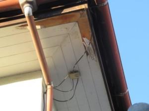 熊谷市 外壁塗装 軒天