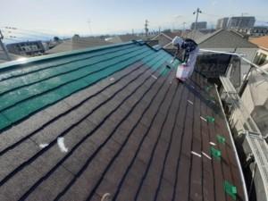 屋根塗装 川越市