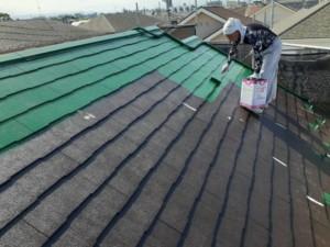 川越市 屋根 塗装