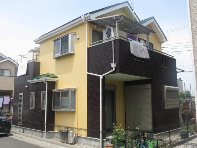 埼玉県 川越市 外壁塗装
