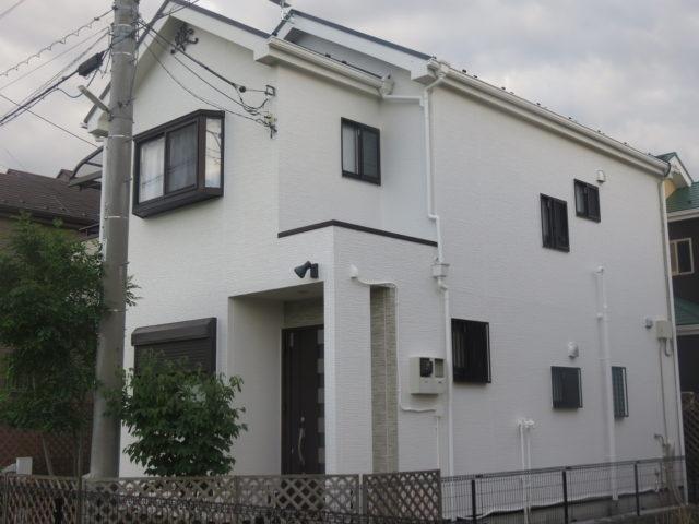さいたま市 外壁 屋根塗装