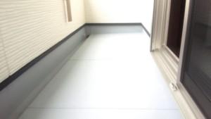 ベランダ 雨漏り 補修
