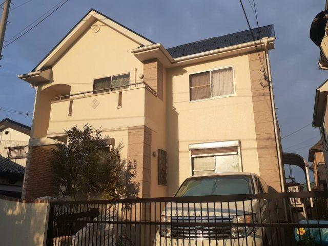 さいたま市 外壁 屋根塗装 シリコン