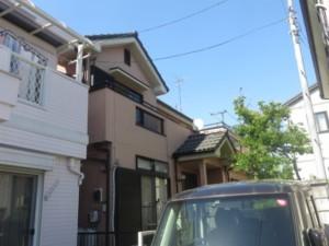 埼玉県さいたま市 外壁塗装 シリコン