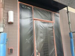 外壁塗装 手順 養生