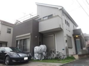 埼玉県上尾市 外壁塗装