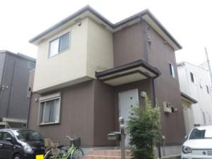 埼玉県さいたま市 外壁屋根塗装 シリコン