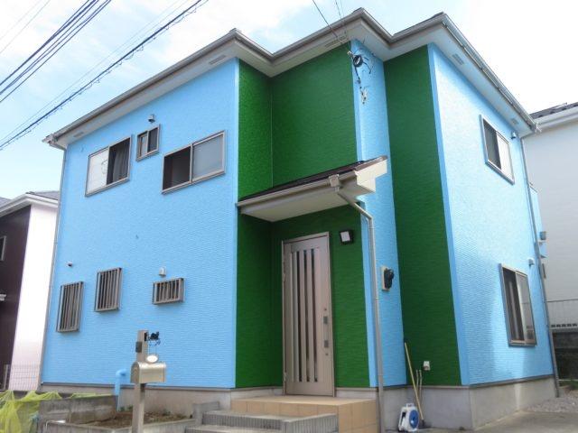 埼玉県さいたま市 外壁屋根塗装