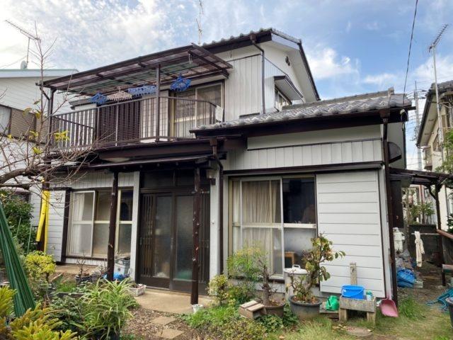 埼玉県鴻巣市 外壁塗装 フッ素