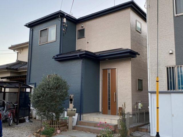 埼玉県 深谷市 外壁屋根塗装