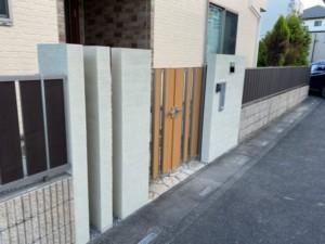 埼玉県行田市 外壁塗装 フッ素