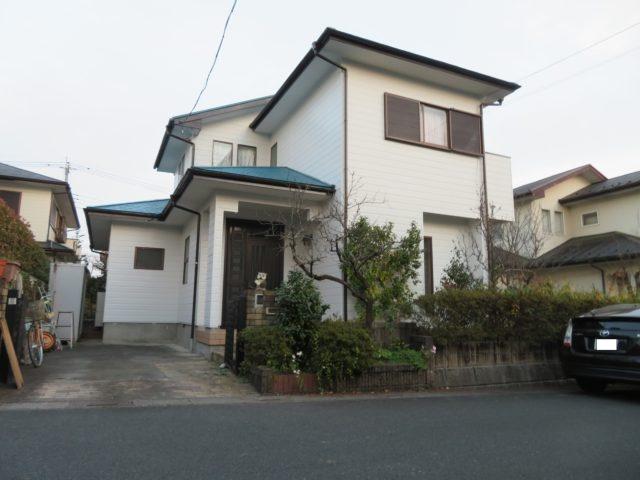 埼玉県鴻巣市 外壁屋根塗装 ウレタン