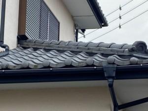 埼玉県熊谷市 漆喰 詰み替え 屋根補修