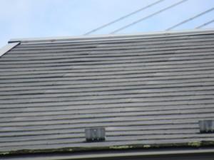 埼玉県行田市 屋根上葺き 雨樋補修 外壁塗装