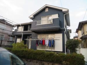 埼玉県深谷市 外壁屋根塗装 シリコン