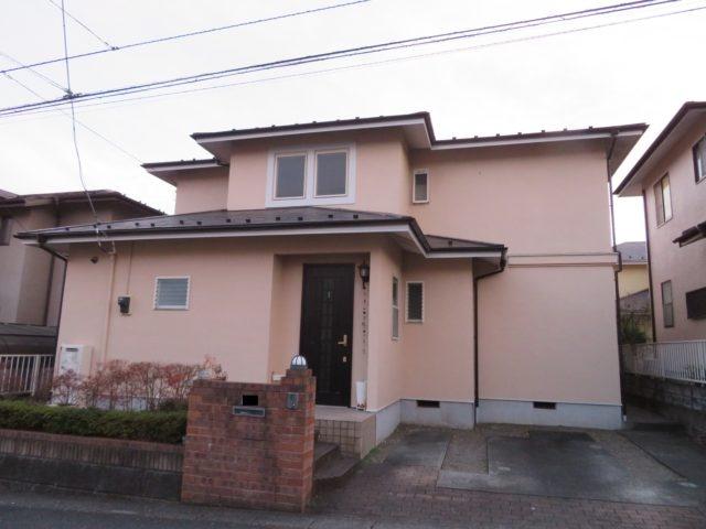 埼玉県東松山市 屋根塗装 雨樋塗装