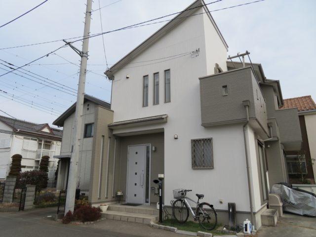 埼玉県上尾市 外壁屋根塗装