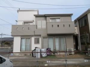 埼玉県上尾市 外壁屋根塗装 ダイフレックス