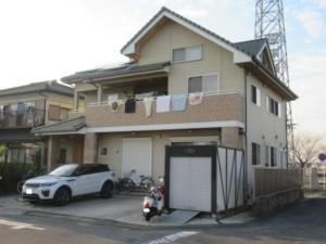 埼玉県羽生市 外壁塗装 屋根上葺き