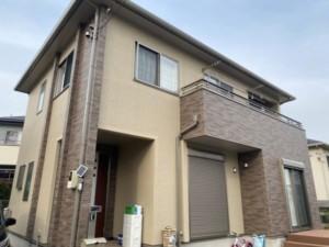埼玉県深谷市 外壁屋根塗装 フッ素