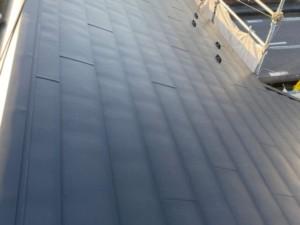 埼玉県深谷市 屋根上葺き 外壁塗装