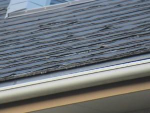 埼玉県東松山市 屋根上葺き