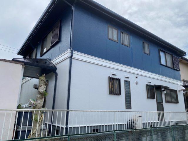 埼玉県行田市 外壁屋根塗装
