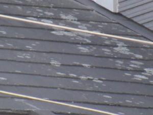 埼玉県東松山市 屋根塗装 フッ素