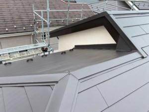 埼玉県鴻巣市 屋根上葺き