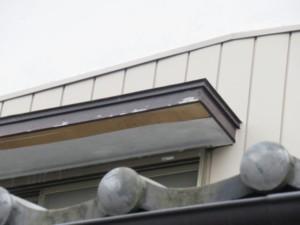 埼玉県熊谷市 破風板塗装