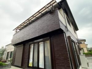 埼玉県深谷市 外壁塗装 フッ素