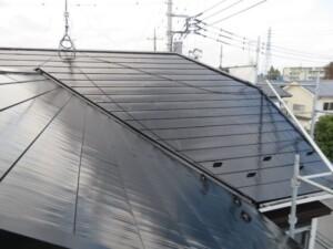 埼玉県鴻巣市 屋根塗装
